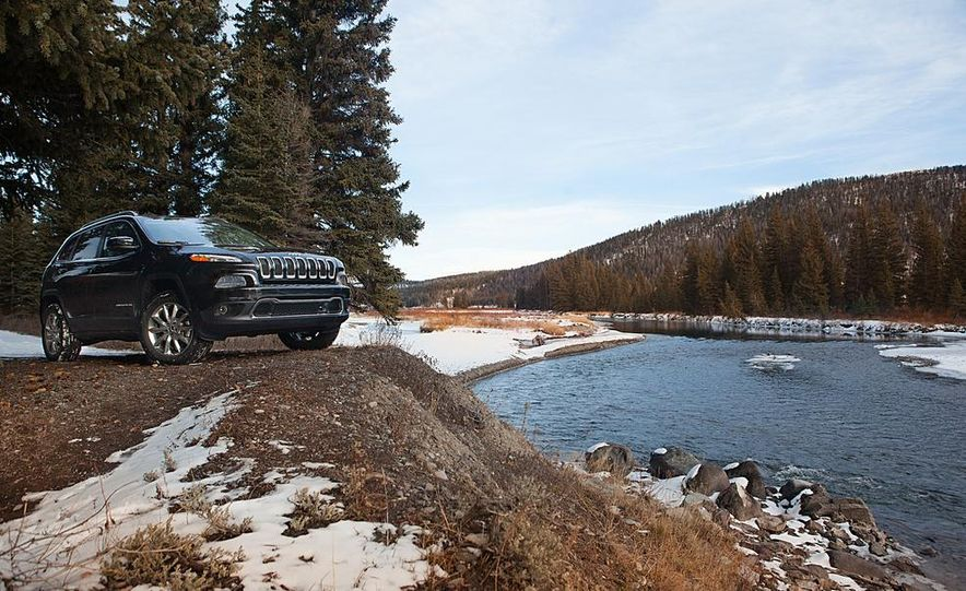 Sponsored: 2014 Jeep Cherokee Jackson Hole SUV Challenge - Slide 8