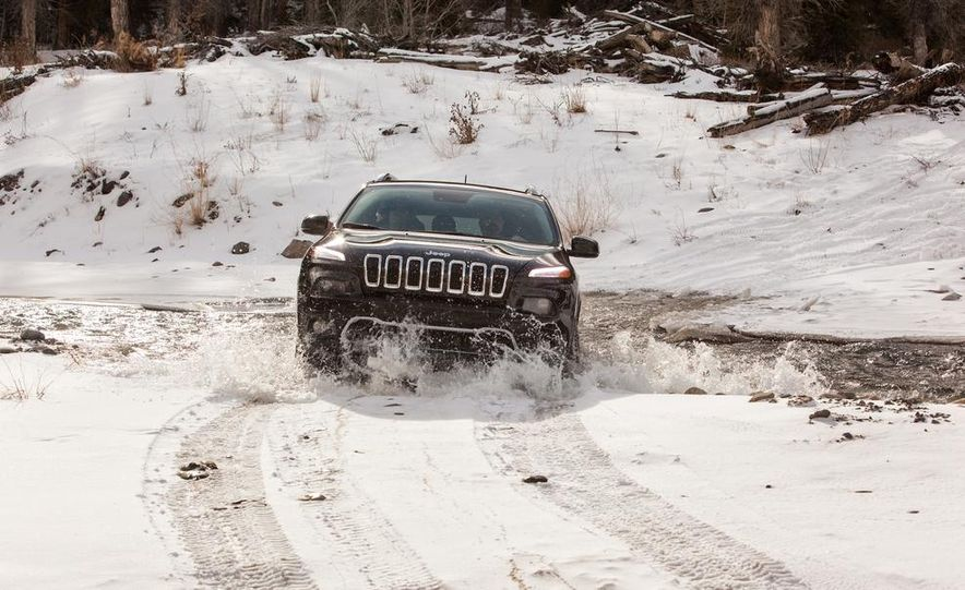 Sponsored: 2014 Jeep Cherokee Jackson Hole SUV Challenge - Slide 11