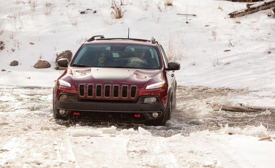 Sponsored: 2014 Jeep Cherokee Jackson Hole SUV Challenge - Slide 12