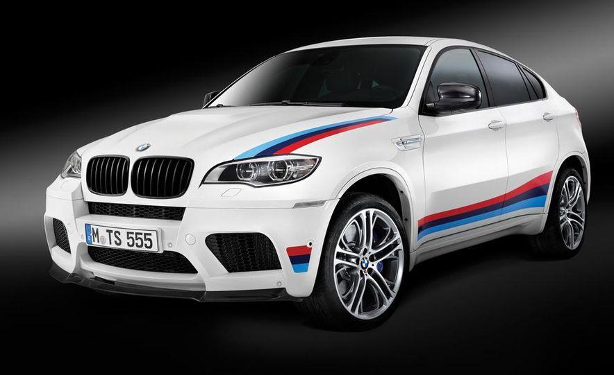 BMW X6 M Design Edition - Slide 1