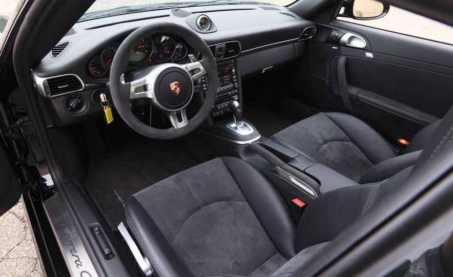 2012 Aston Martin DBS Carbon Black Edition - Slide 72