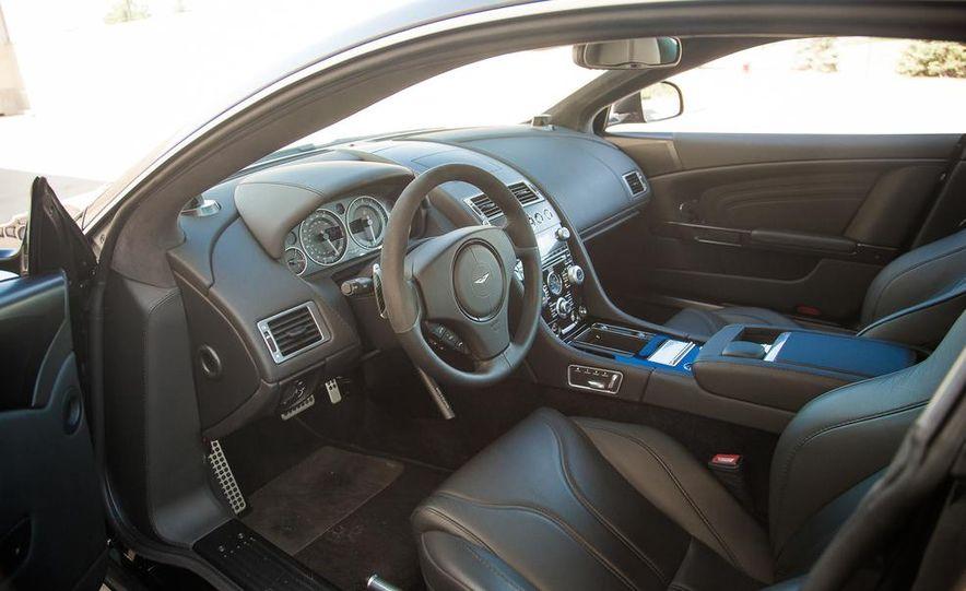 2012 Aston Martin DBS Carbon Black Edition - Slide 6