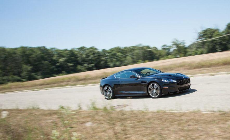 2012 Aston Martin DBS Carbon Black Edition - Slide 1