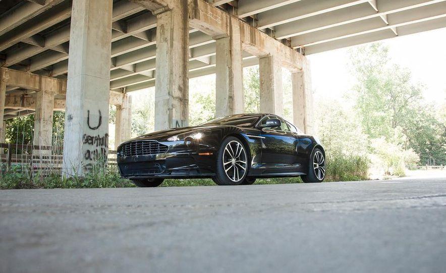 2012 Aston Martin DBS Carbon Black Edition - Slide 5