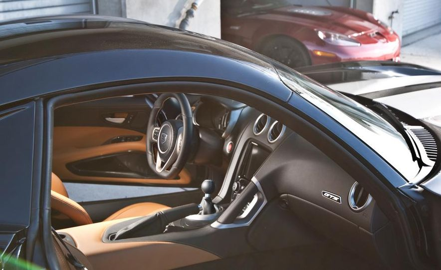 2012 Aston Martin DBS Carbon Black Edition - Slide 89