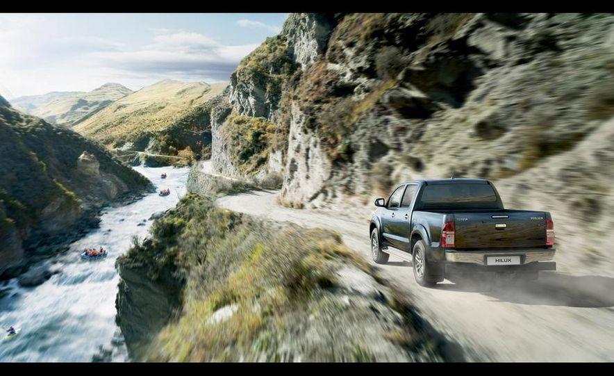 Ford Ranger Wildtrak 3.2 TDCi 4x4 - Slide 26