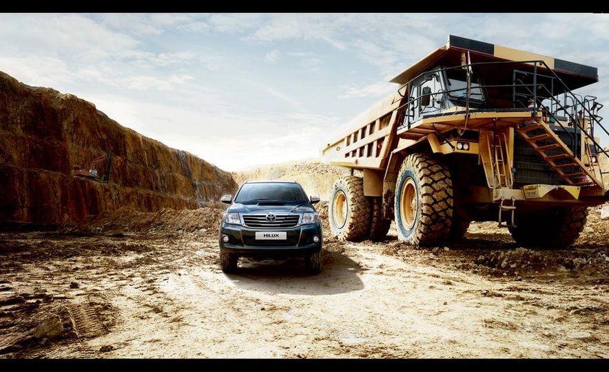 Ford Ranger Wildtrak 3.2 TDCi 4x4 - Slide 28
