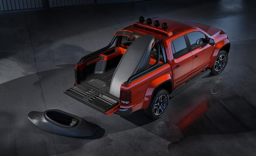Ford Ranger Wildtrak 3.2 TDCi 4x4 - Slide 42
