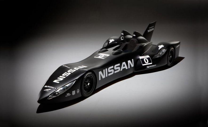 Nissan BladeGlider concepts - Slide 20