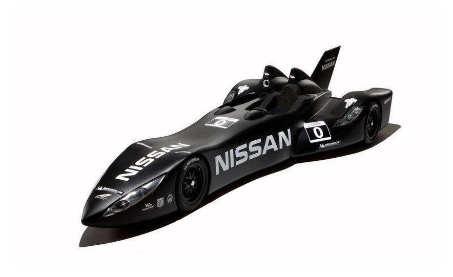 Nissan BladeGlider concepts - Slide 21