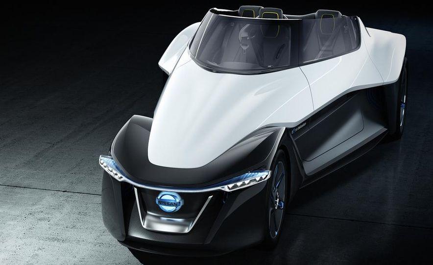 Nissan BladeGlider concepts - Slide 12