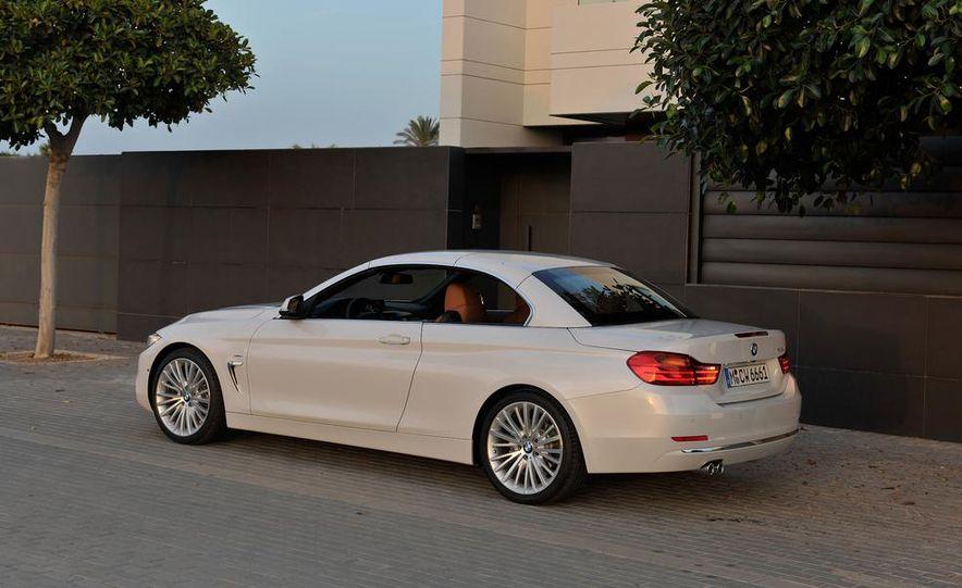 2014 BMW 428i Luxury Line convertible - Slide 11