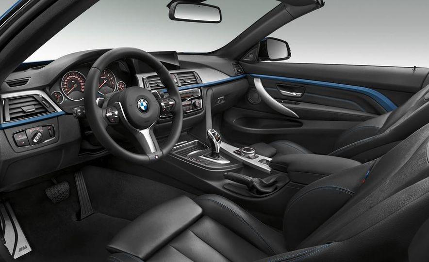 2014 BMW 428i Luxury Line convertible - Slide 22