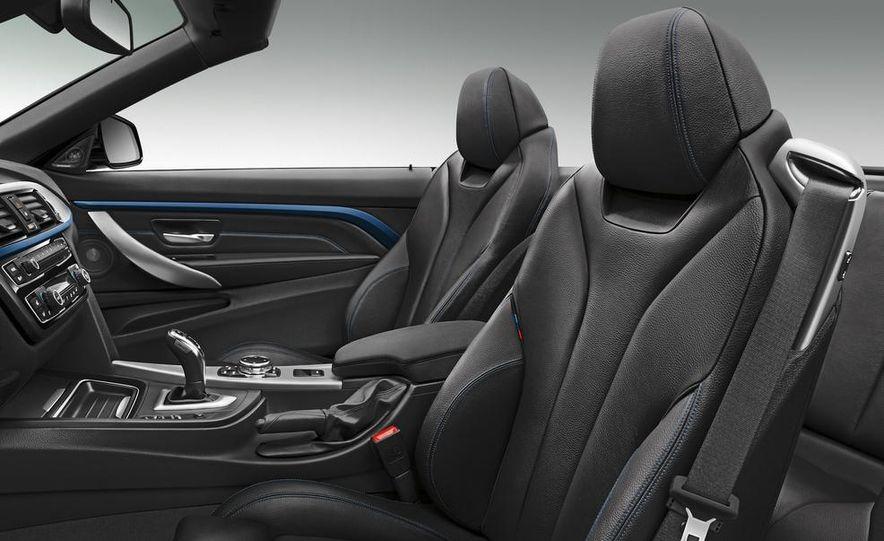 2014 BMW 428i Luxury Line convertible - Slide 23