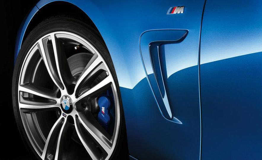 2014 BMW 428i Luxury Line convertible - Slide 20