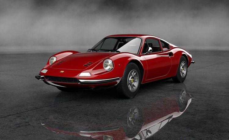 A Ferrari V-6 Will Return, but the Dino Stays Dead