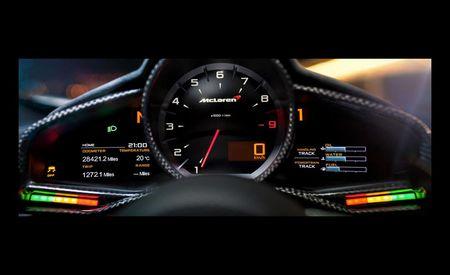 McLaren MSO 12C Concept Highlights Customization Program, Is Serious About Carbon Fiber