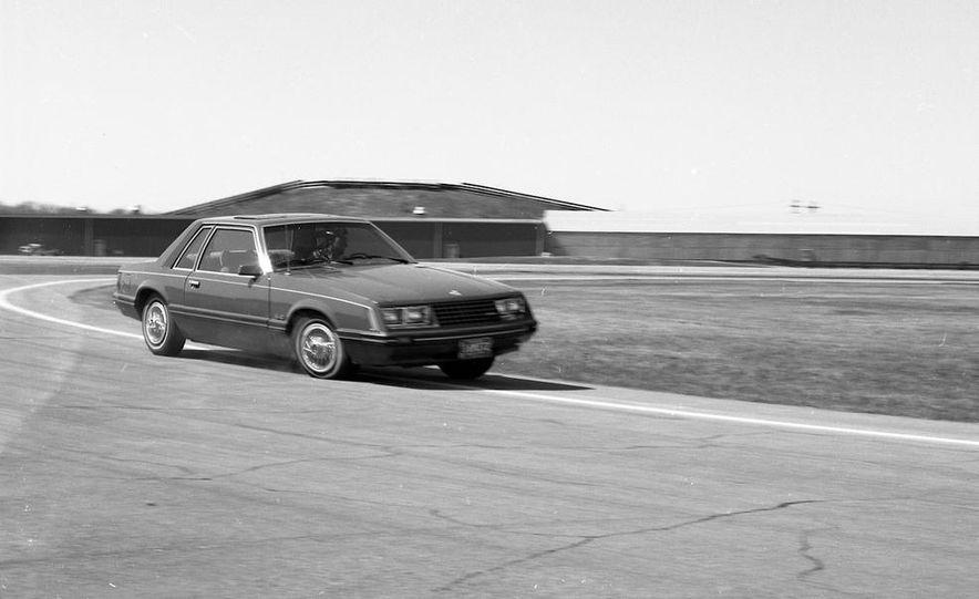 1979 Ford Mustang - Slide 1