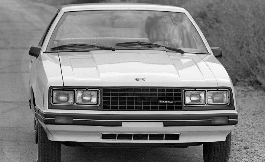 1979 Ford Mustang - Slide 4