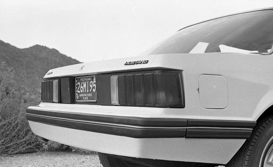 1979 Ford Mustang - Slide 7