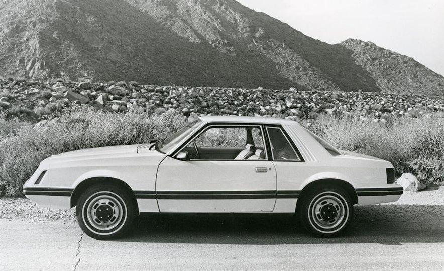 1979 Ford Mustang - Slide 3