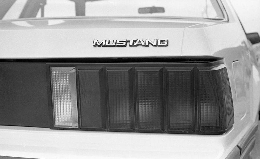 1979 Ford Mustang - Slide 8