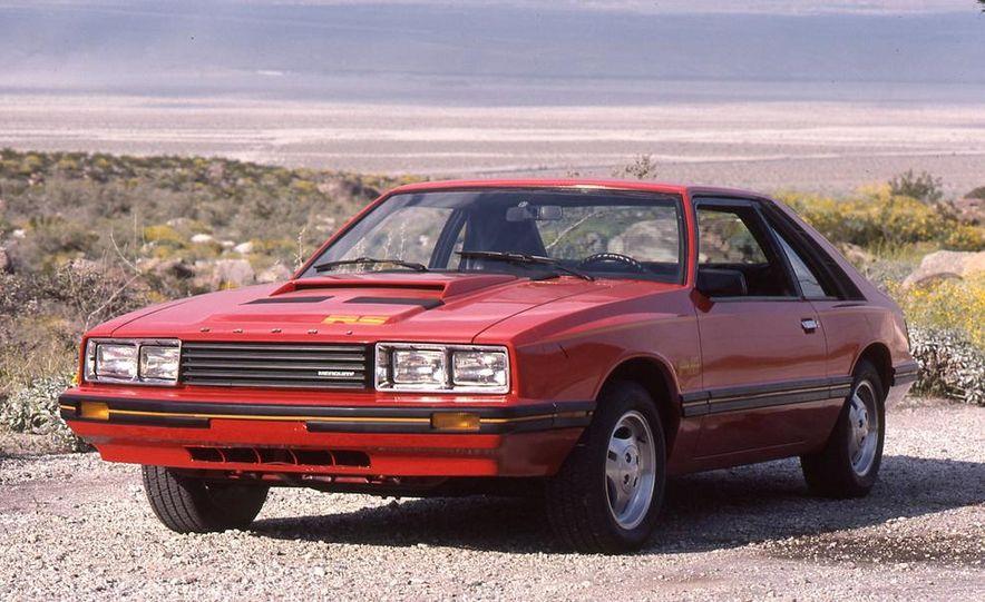 1979 Ford Mustang - Slide 14