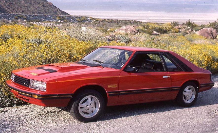 1979 Ford Mustang - Slide 15