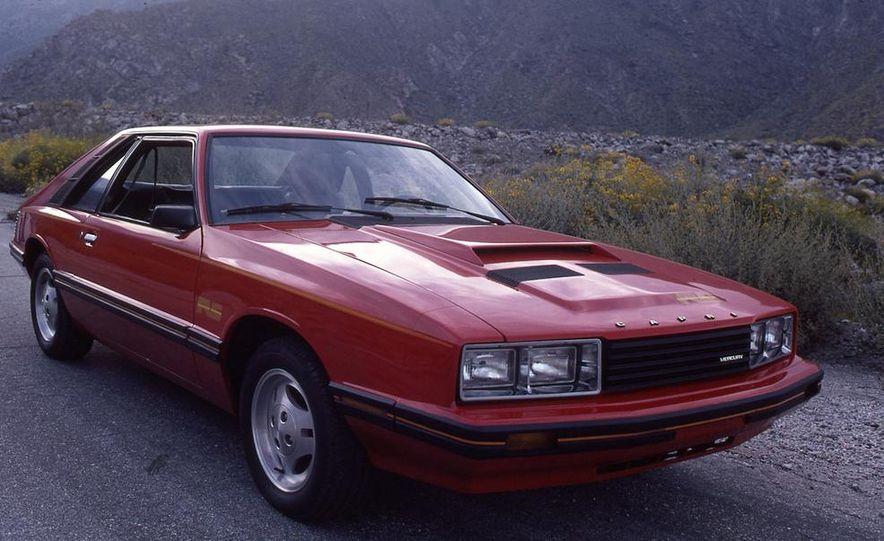 1979 Ford Mustang - Slide 16