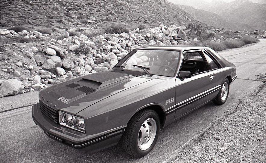 1979 Ford Mustang - Slide 21