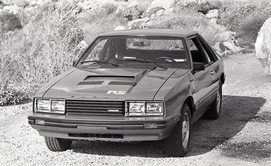 1979 Ford Mustang - Slide 22