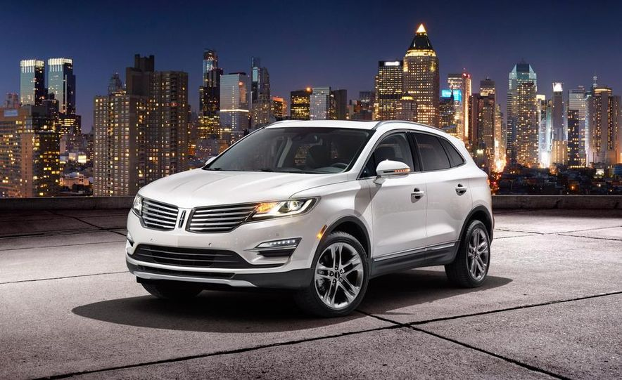 2015 Lincoln MKC 2.3L EcoBoost AWD - Slide 2