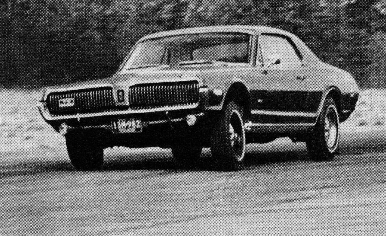 Mercury Cougar 390 XR-7