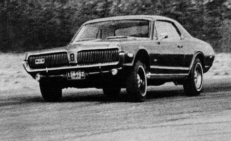 Mercury Cougar 390 XR-7