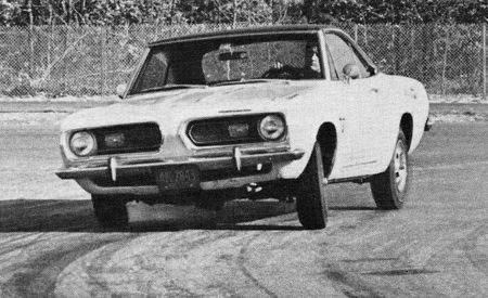 Plymouth Barracuda 340 Formula S