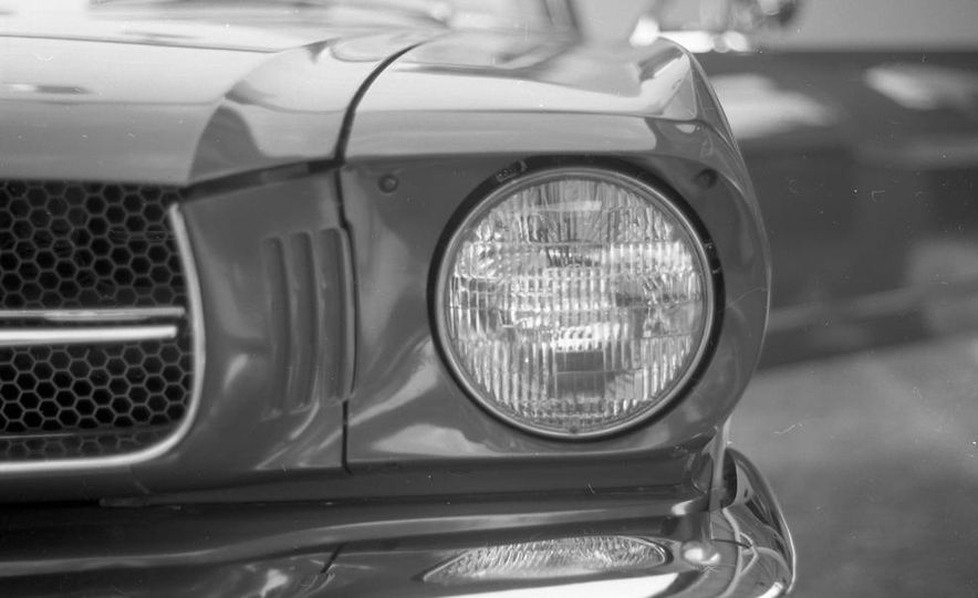 1964-1/2 Ford Mustang convertible - Slide 9