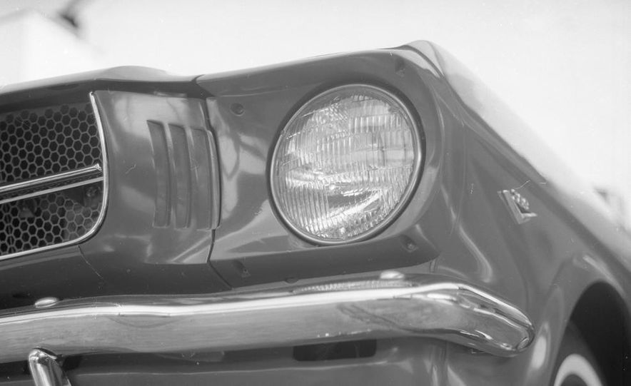 1964-1/2 Ford Mustang convertible - Slide 10
