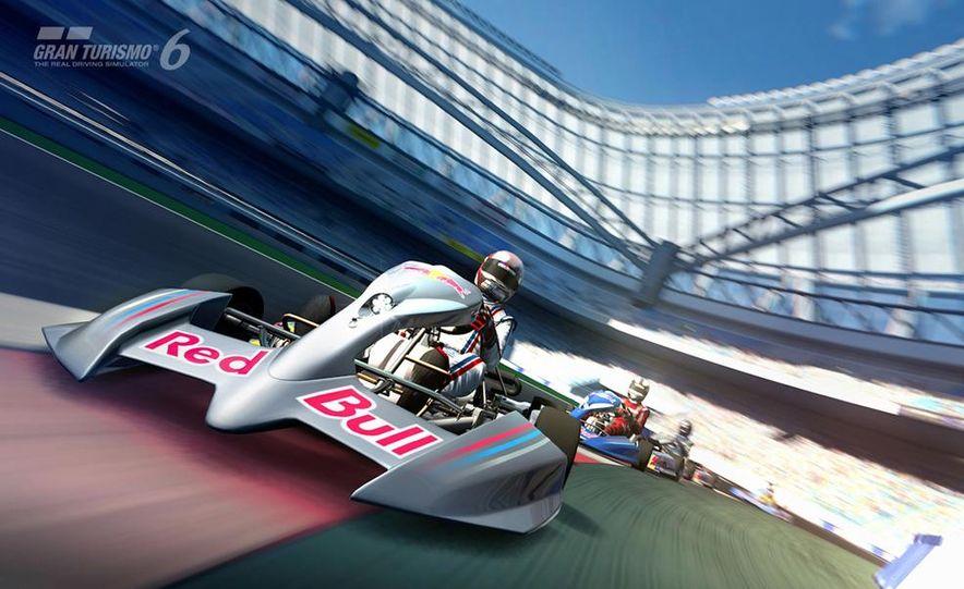 Red Bull Kart Masters - Slide 1