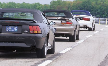What Does the Future Hold for Pony Cars?