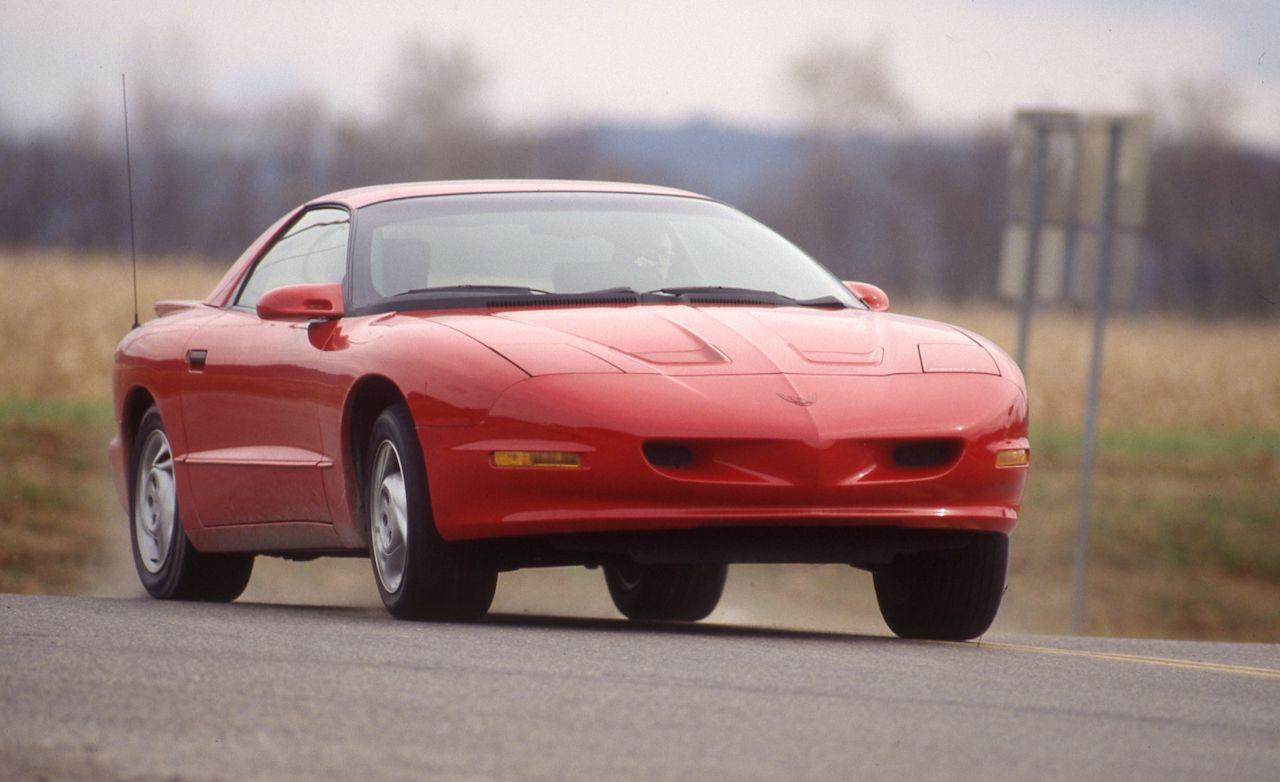 1993 Pontiac Firebird Formula