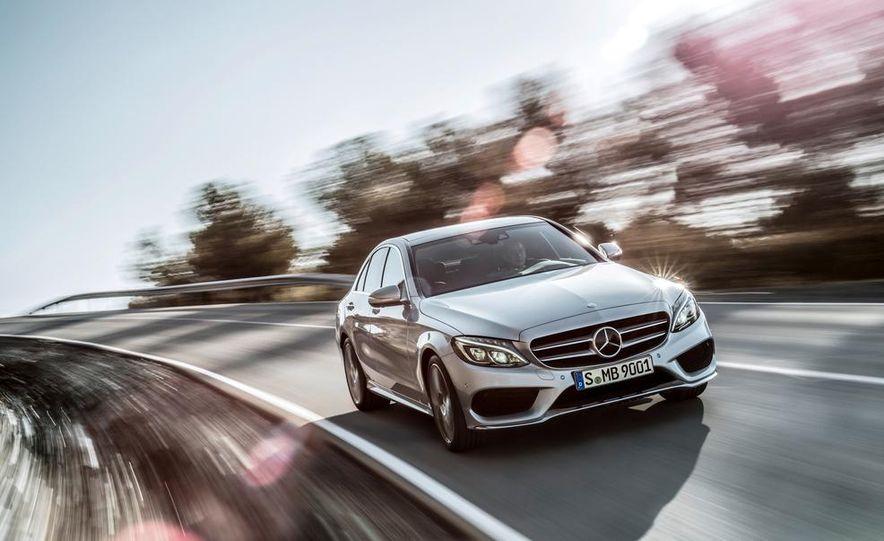2015 Mercedes-Benz C250 - Slide 1