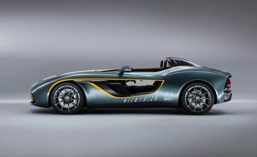 Aston Martin CC100 Speedster concept - Slide 1