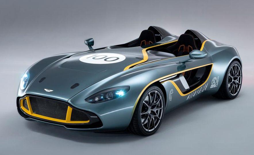 Aston Martin CC100 Speedster concept - Slide 2