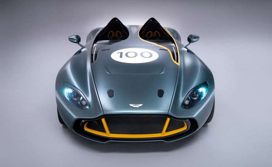 Aston Martin CC100 Speedster concept - Slide 3