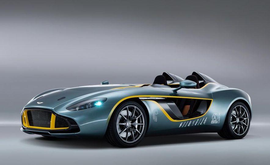 Aston Martin CC100 Speedster concept - Slide 4