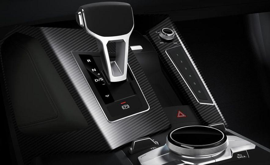 Aston Martin CC100 Speedster concept - Slide 21