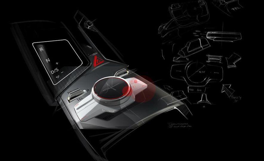 Aston Martin CC100 Speedster concept - Slide 33