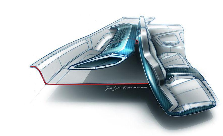Aston Martin CC100 Speedster concept - Slide 30