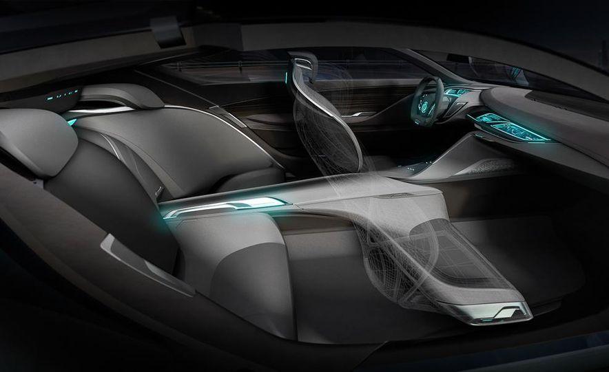 Aston Martin CC100 Speedster concept - Slide 41