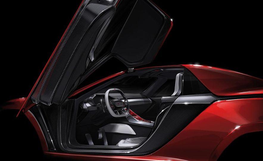 Aston Martin CC100 Speedster concept - Slide 61